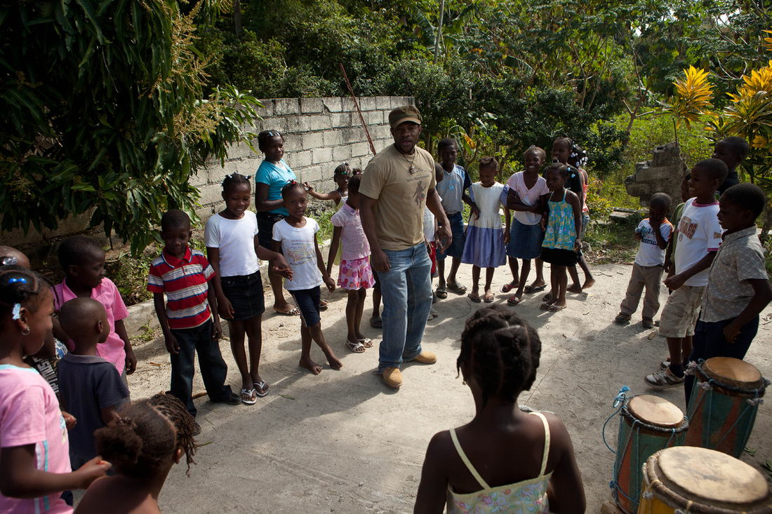 Daniel BRAV Brevil - Projects - Rara Tou Limen Haitian Dance